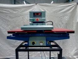 Cheran's Dual Tray Heat Transfer /Fusing Machine