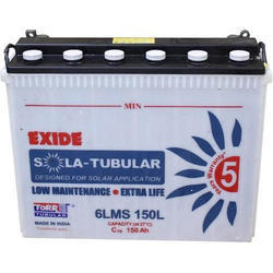 Exide Solar 150L Tubular Batteries