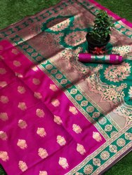 Katan Silk Sarees
