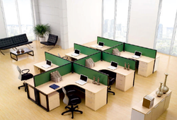Modular Wooden Office Furniture