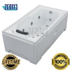 Alecia Jacuzzi Massage Acrylic Bathtub