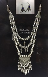 Garba Jewellery Oxidise Metal