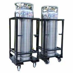 Portable Liquid Nitrogen Cylinder
