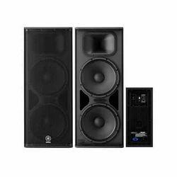 Yamaha DSR215 Powered PA Speaker, 100 W