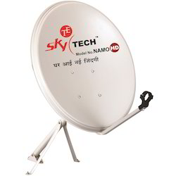 SkyTech Steel Satellite Dish Antenna Model No. NAMO
