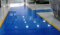 Showroom Floor Coating Service