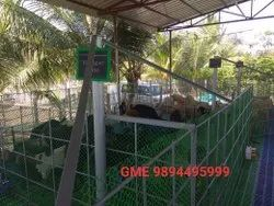 Plastic Slatted Flooring for Goat Farms