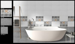 300x450 Ceramic Bathroom Wall Tiles