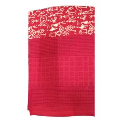 Ladies Trendy Printed Cotton Fabric