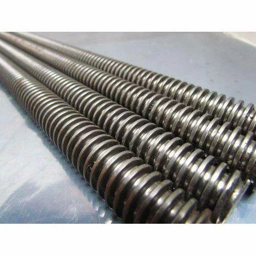Mild Steel Threaded Rod, Usage: Manufacturing | ID: 11373395533