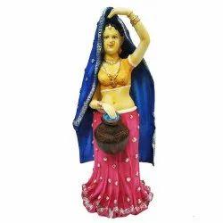 Lady Matka Statue