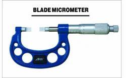 0-25MM Blade Micrometer