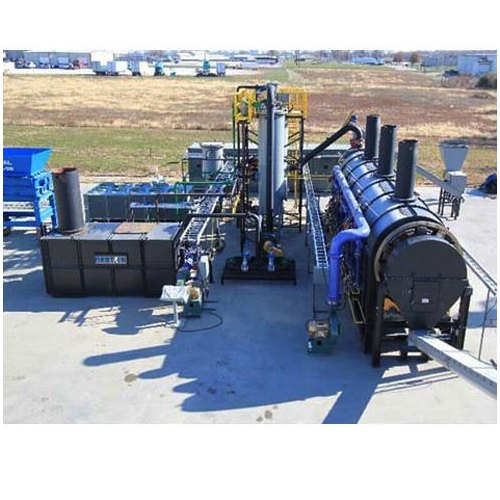 Pyrolysis Plants - Pyrolysis Plant for Recycling Industry