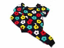 Casual Wear Kids Nightwear For Winters