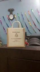 Jute wedding bag