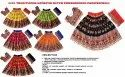 Kutch Embroidered Chaniya Choli - Garba Dance Costume - Ras Garba Dandiya Costume