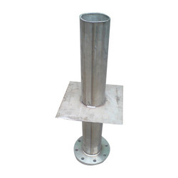 Stainless Steel Puddle Flange