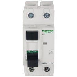 Schneider 40A RCBO