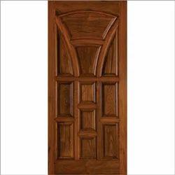 Teak wood doors at best price in india for Best wood window brands