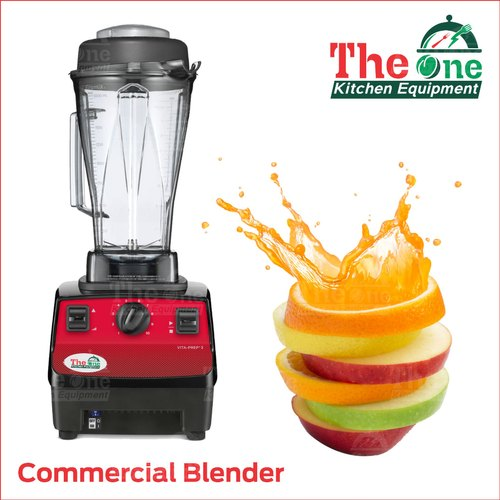 The One High Speed Commercial Blender