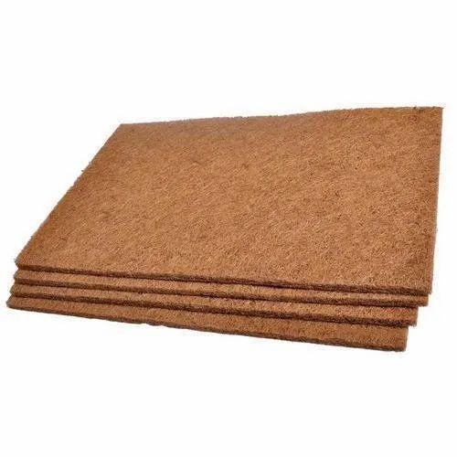 Brown Coir Sheet, Size: 3 X 6 Feet