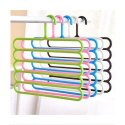Layer Plastic Clothes Hanger