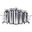High Pressure Dura Cylinders for Liquid Nitrogen