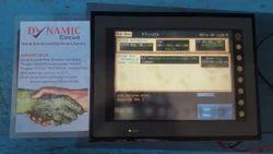 HAKKO Hmi Monitouch V710CD Touch Screen Panel Repair & Service, For Compactor Machine