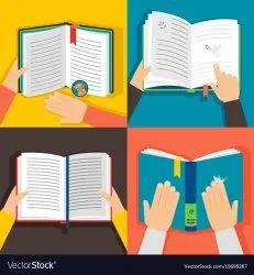 White school Books