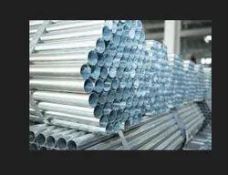 Round Galvanized Stainless Steel Pipe