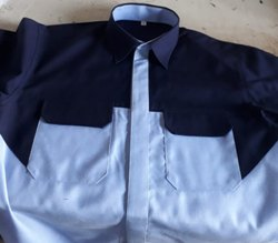Poly cotton Half sleeves Industrial Uniform