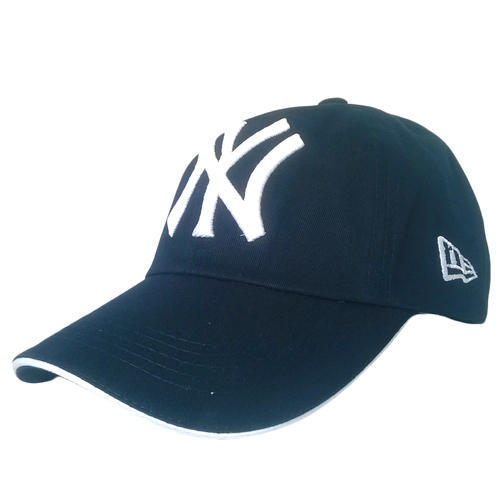 8be74f5b51a TyranT Fitted NY 3D Embroidered Cotton Baseball Caps Navy Color