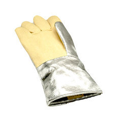 Kevlar Aluminised Gloves