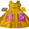 Ladies Taffeta Frock Suit