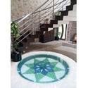Decorative Glass Flooring Service