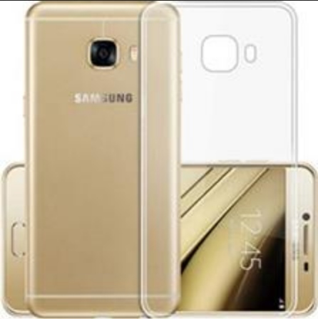on sale ca687 f14a4 Samsung Galaxy J7 Prime Transparent Soft Back Cover