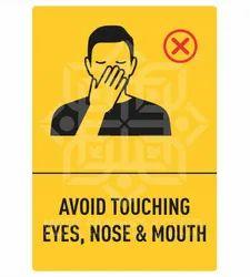 Coronavirus Stickers & Posters