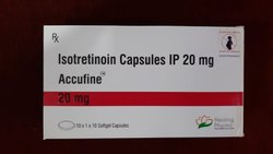 Accufine 20 mg -(Isotretinoin Capsule)