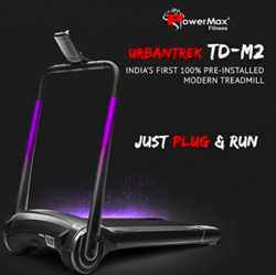 TD-M2 Powermax Motorized Treadmill