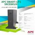 Apc Smart-ups Rc 6000va 230v For India - No. Batteries, Capacity: 6 Kva, Model Name/number: Srce6kuxi