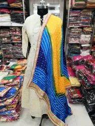 Designer Bandhani Dupatta