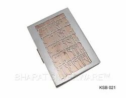 Pure Silver Jain Mantra Box