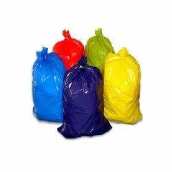 30 Micron Colored Biodegradable Garbage Bag