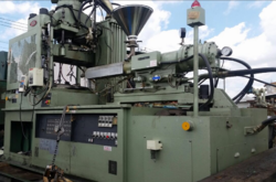 100 Ton Nissei Vertical Injection Molding Machine