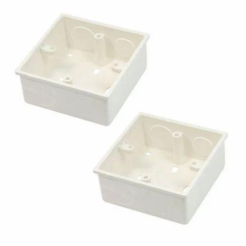 Reo PVC Electrical Box