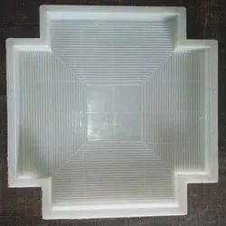 New Kona Cut Plastic Tile Mould