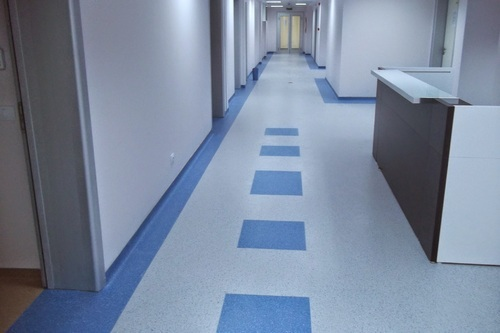 Sigma Hospital Flooring, Rs 180 /square meter RMG Polyvinyl India Limited    ID: 6236144097