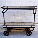 Serving Cart for Hotel & Resort Kitchen & Dining Areas
