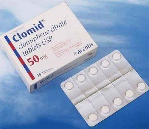 ClomipheneCitrate Tablets