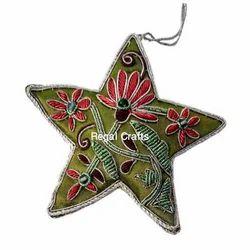 Star Shape Christmas Hanging